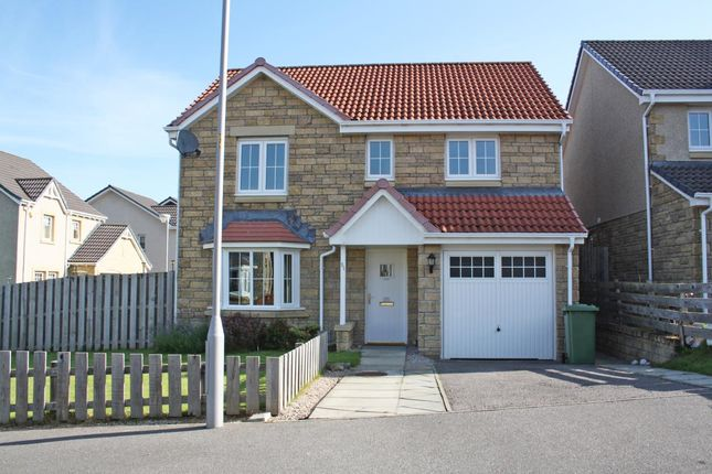 Thumbnail Detached house to rent in Moray Park Place, Culloden, Inverness