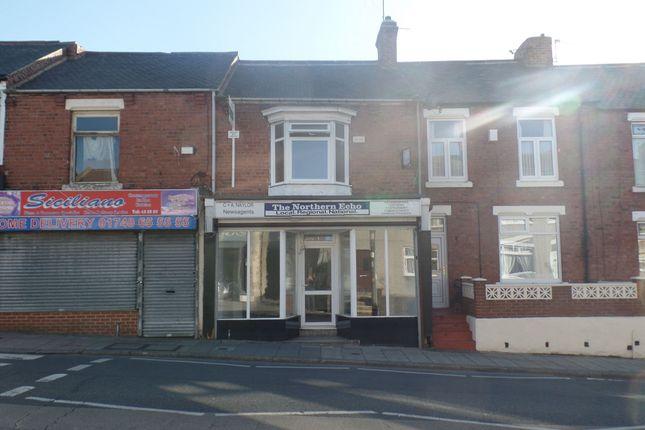 Retail premises for sale in Darlington Road, Ferryhill