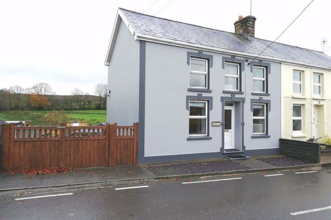 2 bed semi-detached house for sale in Llanfihangel-Ar-Arth, Pencader SA39