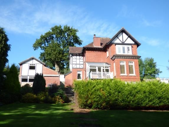 Thumbnail Detached house for sale in Crafnant Road, Trefriw, Conwy