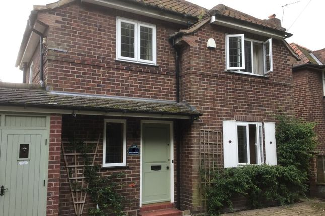 Thumbnail Detached house to rent in Racecourse Road, Wilmslow