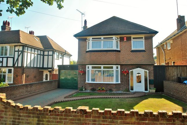 Thumbnail Detached house for sale in Northumberland Avenue, Cliftonville, Cliftonville, Kent