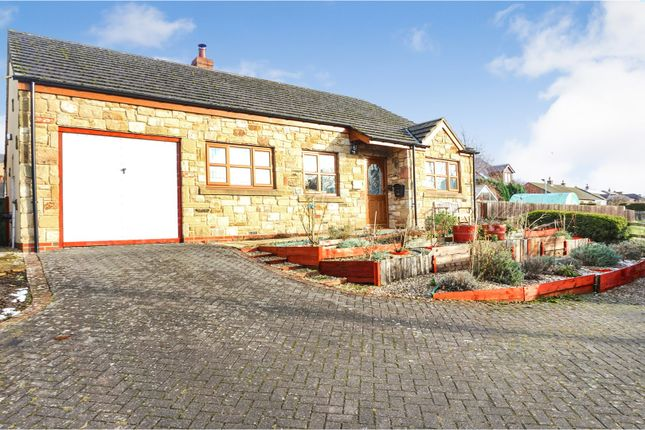 Thumbnail Detached bungalow for sale in Redesmouth Court, Hexham