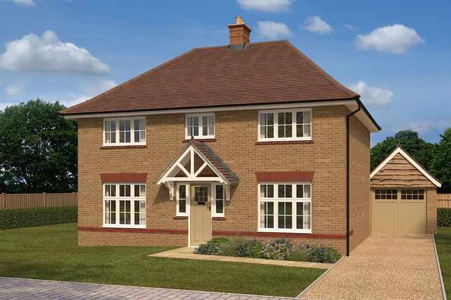 """Thumbnail Detached house for sale in """"Harrogate"""" at Hatfield Road, Witham"""