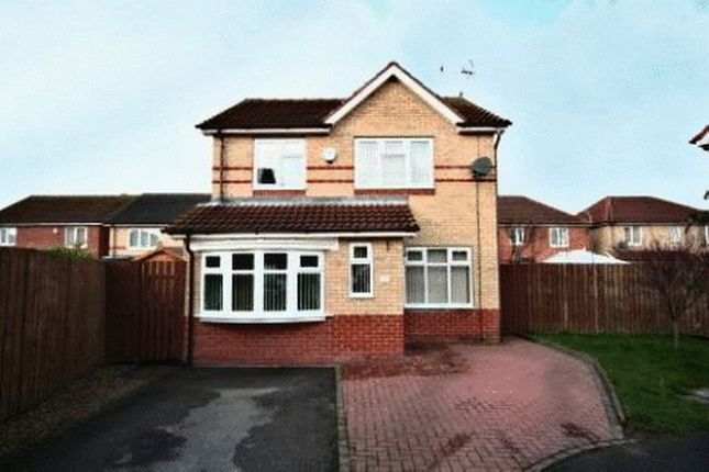 Thumbnail Property to rent in Westbury Court, Kingswood, Hull