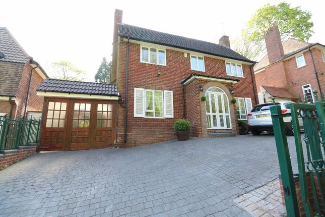 Thumbnail Detached house for sale in Hamstead Hill, Handsworth Wood