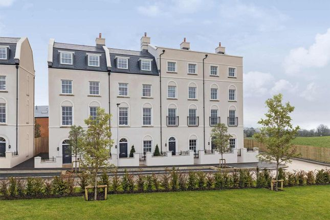 "Town house for sale in ""The Ashwell"" at Haye Road, Sherford, Plymouth"