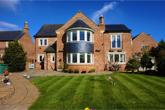 Thumbnail Detached house for sale in Park Avenue, Billingham