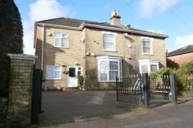 Thumbnail Flat to rent in Belmont Road, Southampton