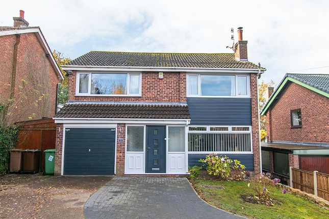 5 bed detached house for sale in Shenfield Gardens, Rise Park, Nottingham NG5