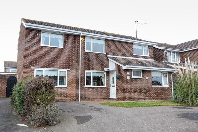 Thumbnail Detached house for sale in Tewkesbury Close, Wellingborough