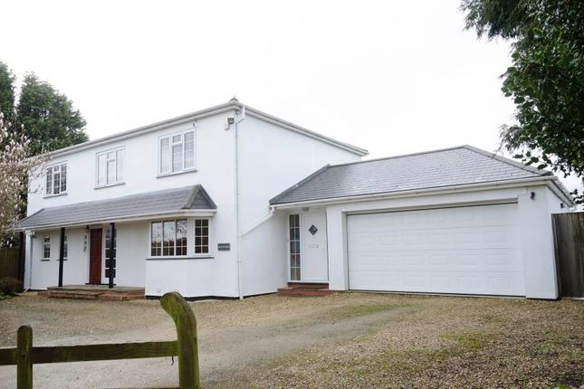 Thumbnail Detached house for sale in Lower Chaddesley, Kidderminster