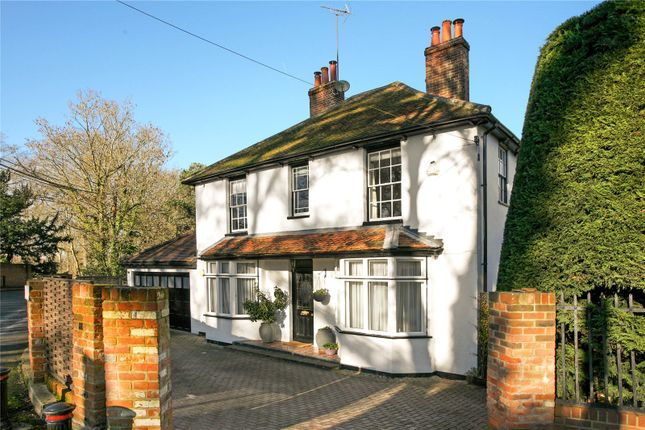 Thumbnail Detached house for sale in Station Road, Theale, Reading, Berkshire