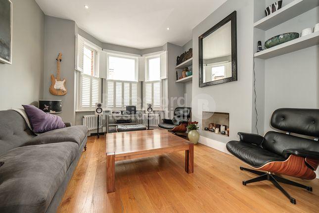 Thumbnail Terraced house to rent in Kildoran Road, London
