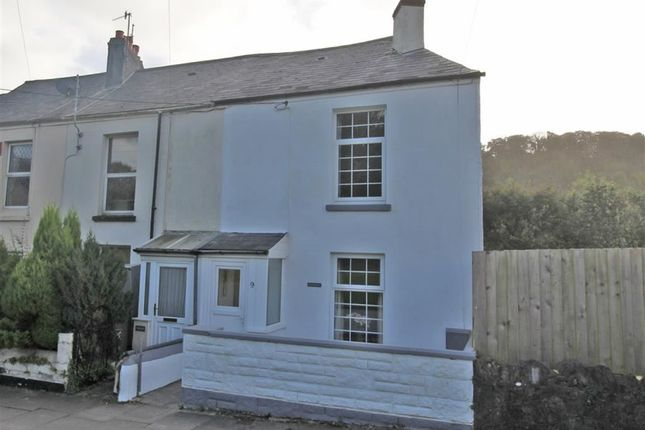 Thumbnail End terrace house for sale in Frogmore Avenue, Plymouth