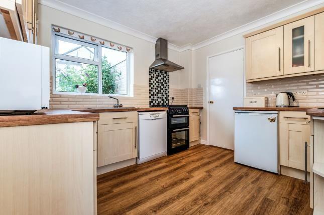 Kitchen of Farnefold Road, Steyning, West Sussex BN44
