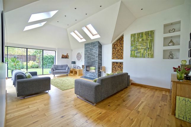 4 bed detached house for sale in Ferriman Road, Spaldwick, Huntingdon