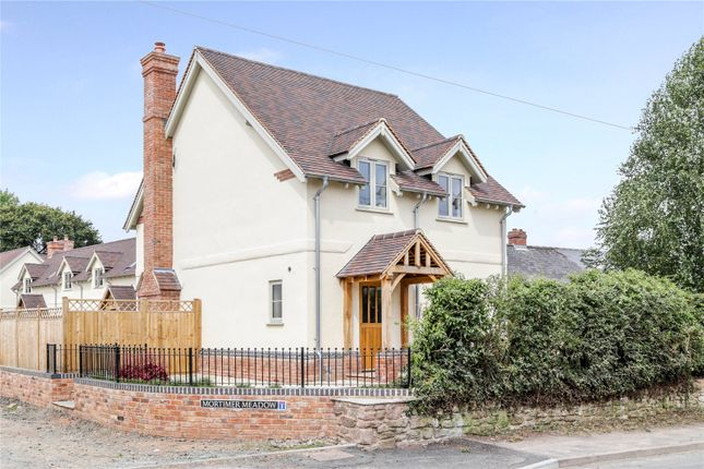 Thumbnail Detached house for sale in Mortimer Meadow, Luston, Herefordshire