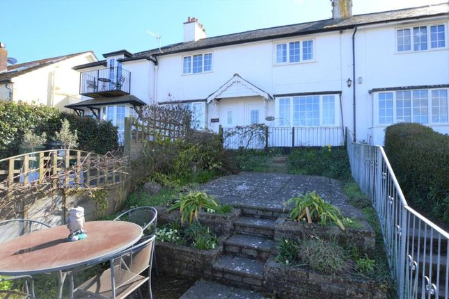 Thumbnail Terraced house for sale in The Homeyards, Shaldon, Devon