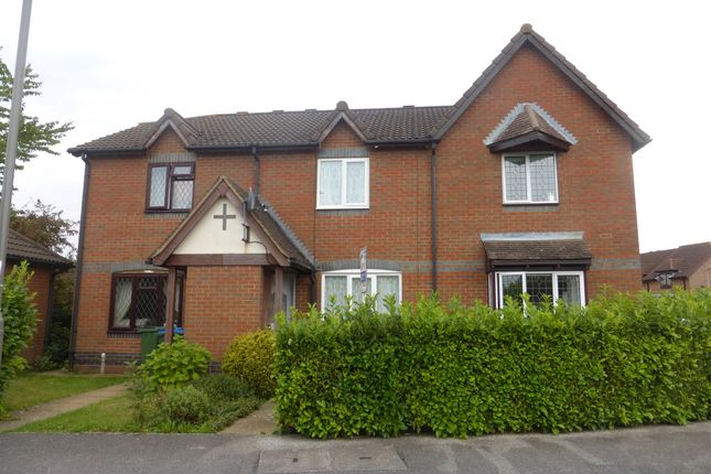 Thumbnail End terrace house for sale in Orwell Drive, Aylesbury