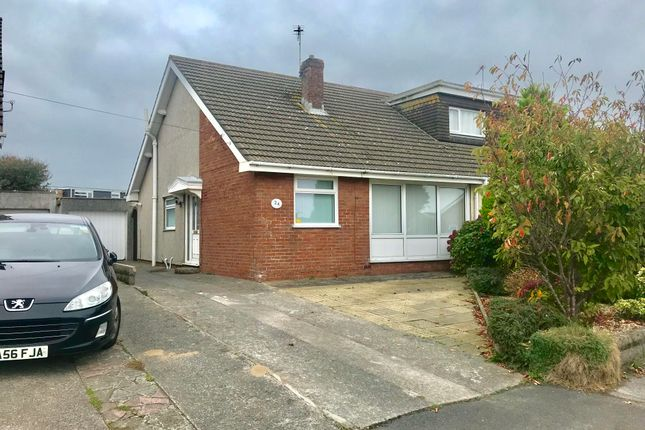 Thumbnail Bungalow to rent in West Park Drive, Nottage, Porthcawl