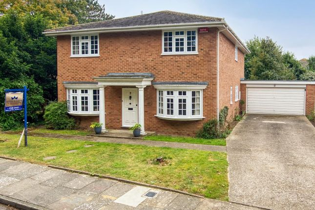 4 bed detached house for sale in Rosetower Court, Broadstairs CT10