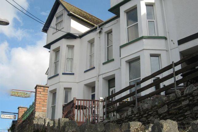 Thumbnail End terrace house for sale in Shutta Road, East Looe, Cornwall
