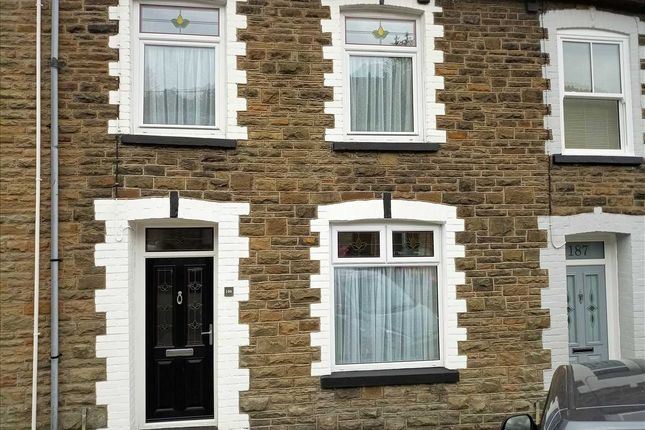 Thumbnail Terraced house for sale in Dumfries Street, Treherbert, Treorchy