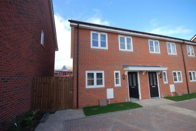 2 bed end terrace house for sale in Brackley Close, Aston Clinton, Buckinghamshire