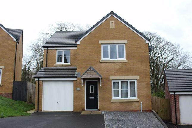 Thumbnail Detached house for sale in Gatehouse View, Pembroke