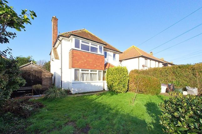 Thumbnail Detached house for sale in Hillfield Road, Selsey, Chichester