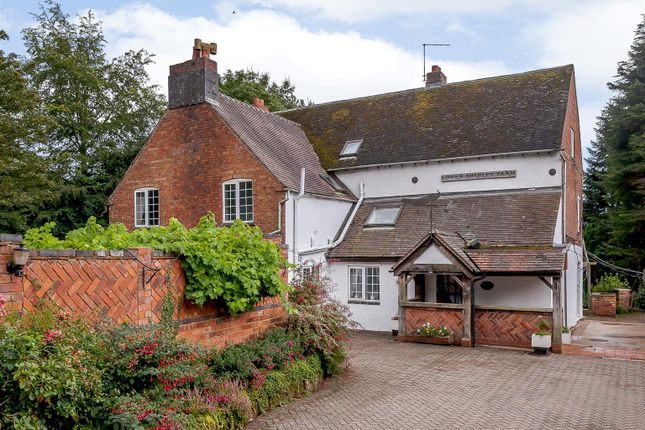 Detached house for sale in Littleheath Lane, Lickey End, Bromsgrove, Worcestershire