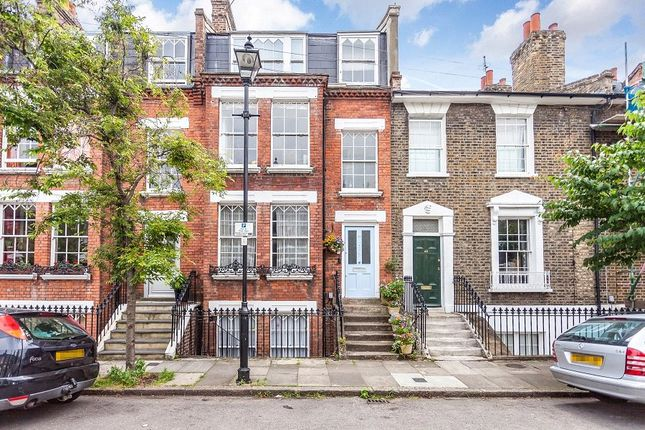 Thumbnail Flat for sale in Tavistock Terrace, Archway, London