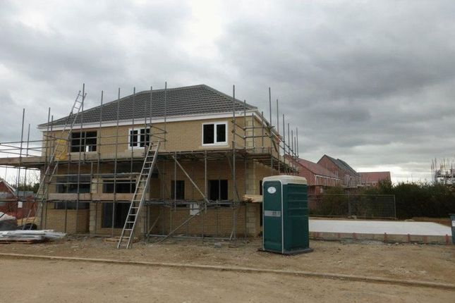 Thumbnail Detached house for sale in Kings Drive, Bradwell, Great Yarmouth