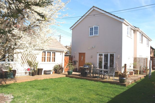 Thumbnail Detached house for sale in Princes Road, Bourne End, Buckinghamshire