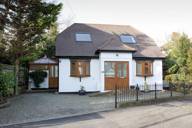 Thumbnail Detached bungalow for sale in Buckhurst Way, Buckhurst Hill