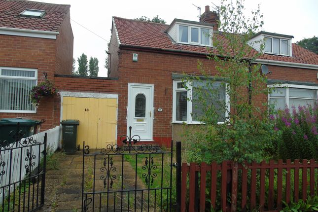 Thumbnail Bungalow for sale in Highfield Terrace, Walker, Newcastle Upon Tyne