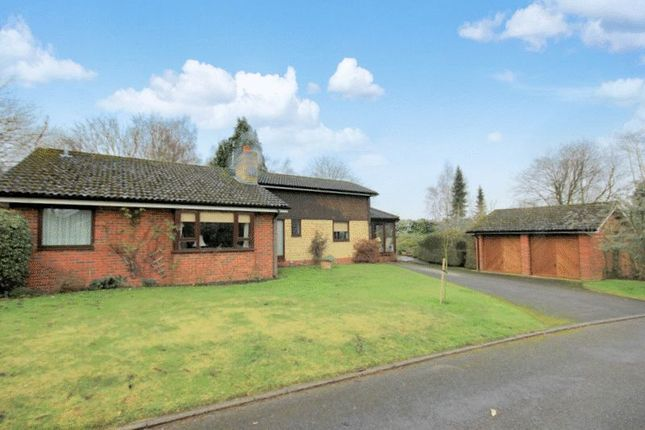 3 bed bungalow for sale in Rowley Bank Gardens, Stafford