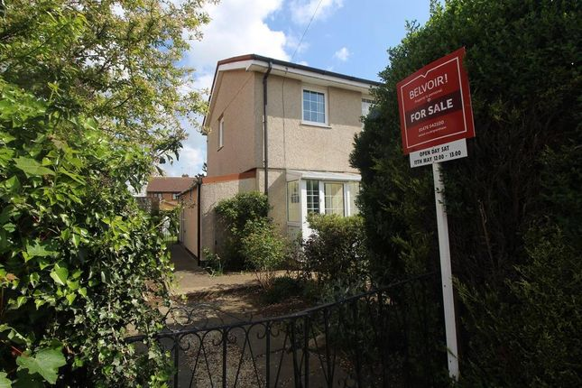 Thumbnail Semi-detached house for sale in Brittain Drive, Grantham