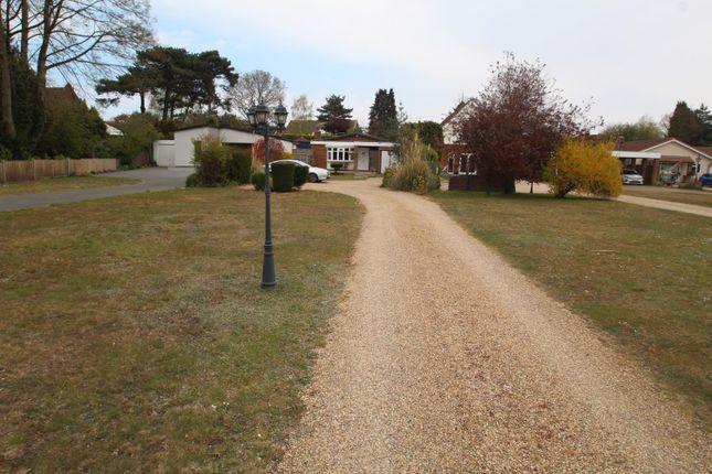 3 bed detached bungalow for sale in Bucklesham Road, Purdis Farm, Ipswich IP3