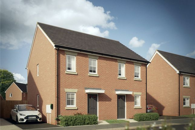 Thumbnail Semi-detached house for sale in Hereford Road, Leigh Sinton, Malvern