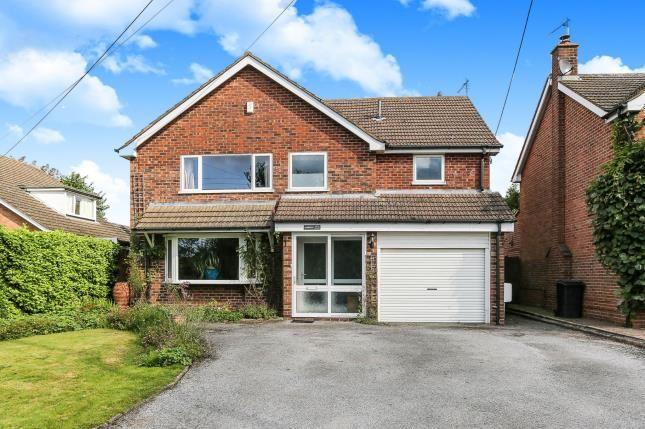 Thumbnail Detached house for sale in Back Lane, Shustoke, Coleshill, Birmingham