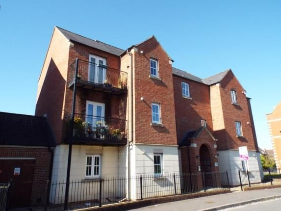 Thumbnail Flat for sale in Cassini Drive, Oakhurst, Swindon, Wiltshire