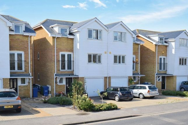 Thumbnail Semi-detached house for sale in Marine Parade, Sheerness