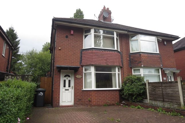 Thumbnail Semi-detached house for sale in Trentham Road, Dresden, Stoke-On-Trent