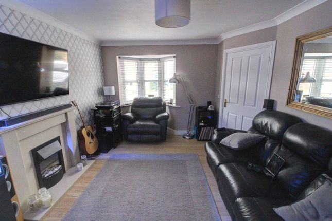 Lounge of Cairns Close, Braunstone, Leicester LE3