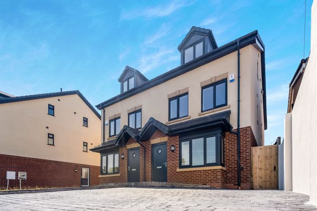 Thumbnail Town house for sale in Mill Street, West Bromwich
