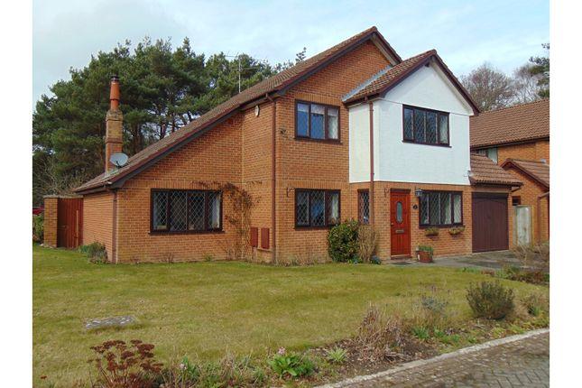 Thumbnail Detached house for sale in Laburnum Close, Wareham