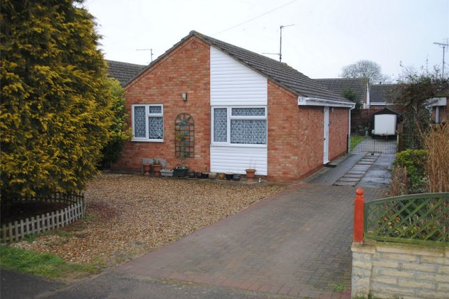 Thumbnail Detached bungalow to rent in 17 New Road, Langtoft, Peterborough, Lincolnshire