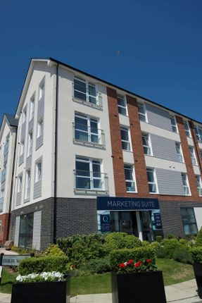 Thumbnail Flat for sale in Yorke House, Carter's Quay, Stabler Way, Poole, Dorset